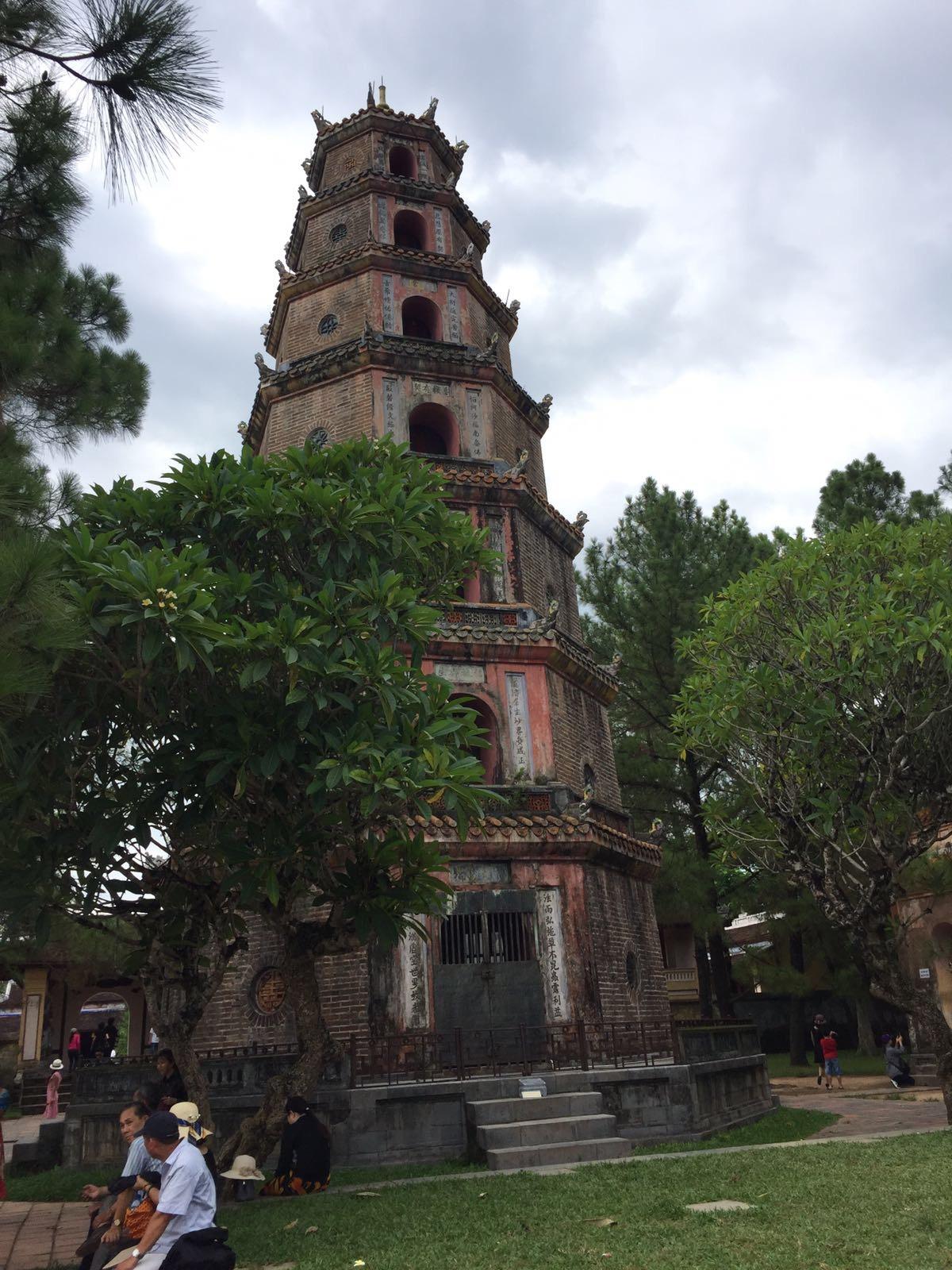 Photos du voyage au Vietnam de Claudine – Aout 2017